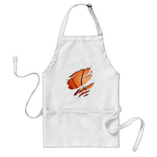 basketball_inside adult apron