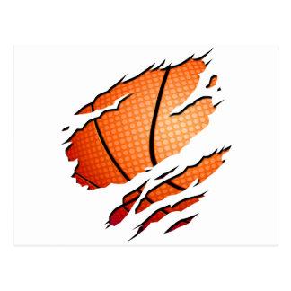basketball_inside postcard