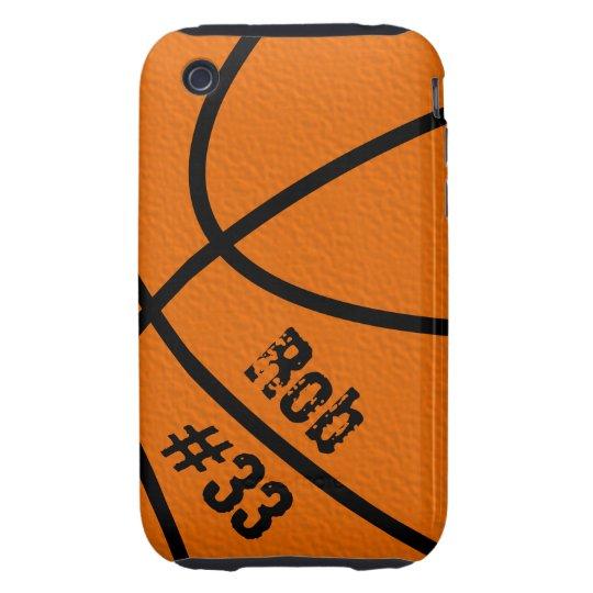 Basketball iPhone 3 case