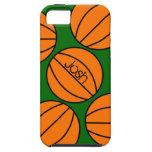 Basketball iPhone 5 Case