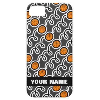 Basketball iPhone 5 case | Sport design for boys