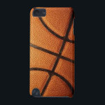 "Basketball iPod Touch Case<br><div class=""desc"">Case with basketball on it. Also available for iPhone 4G/4GS Also available for iPhone 3G/3GS Also available for the iPad Don&#39;t see what you&#39;re looking for? Design your own iTouch case. make custom gifts at Zazzle</div>"