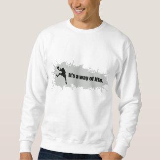 Basketball Is a Way of Life Sweatshirt