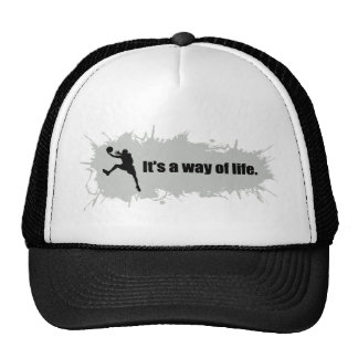 Basketball Is a Way of Life Trucker Hat