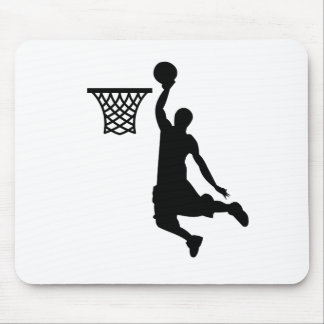 Basketball is great sports mouse pad
