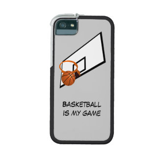 Basketball is My Game iPhone 5 Cover