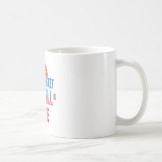 Basketball is my life coffee mug