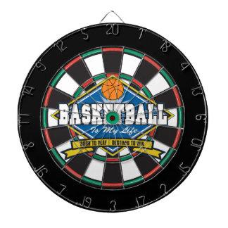 Basketball is My Life Dartboards