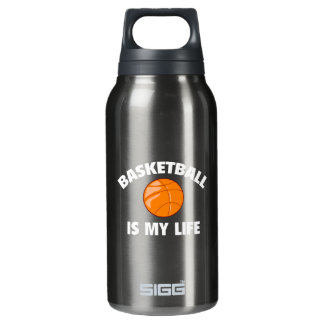 Basketball Is My Life Thermos Bottle
