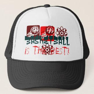 basketball is the best trucker hat