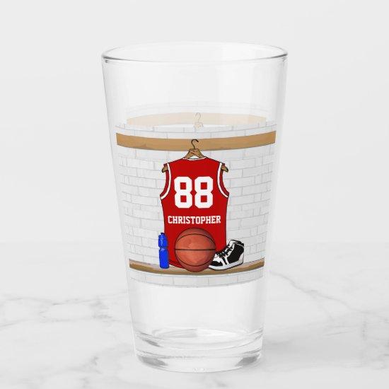 Basketball Jersey momento Glas