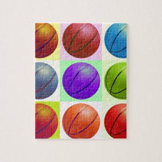 Basketball Jigsaw Puzzle