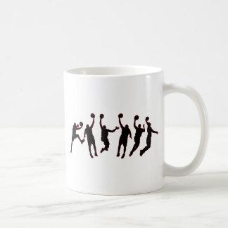 Basketball Jump Coffee Mugs