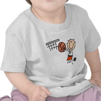 Basketball Jump Shot - Orange T-shirts and Gifts