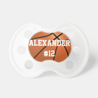 Basketball Junior Varsity Pacifier BooginHead Pacifier