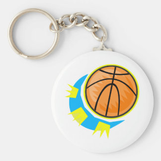 Basketball! Keychain