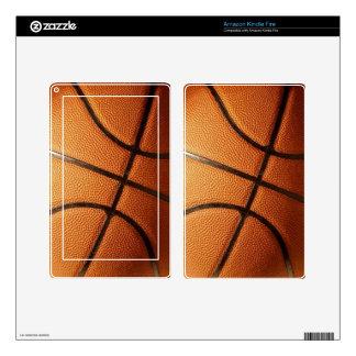 Basketball Kindle Fire Decal