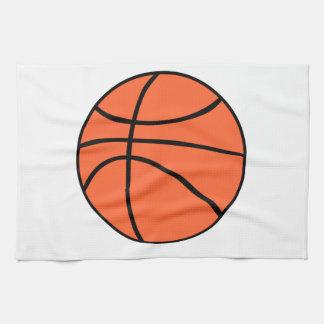 Basketball Kitchen Towel