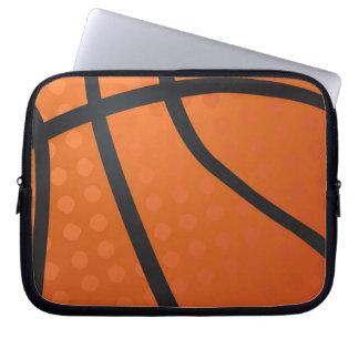 Basketball Laptop Computer Sleeve