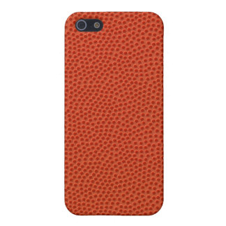 Basketball Leather  iPhone 5/5S Cases
