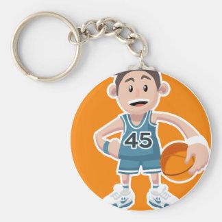 Basketball Llavero Personalizado