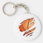 basketball llavero