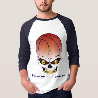 Basketball Logo All Styles Men Light View Hints T-Shirt