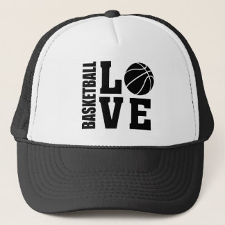 Basketball Love, Basketball Trucker Hat