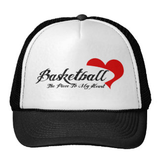 Basketball Love Hat