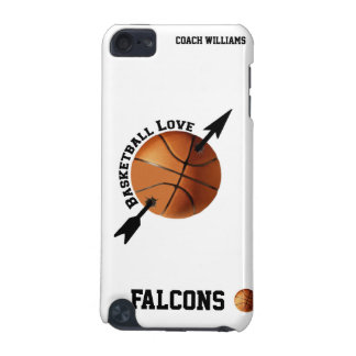 Basketball Love iPod Touch 5G Cover