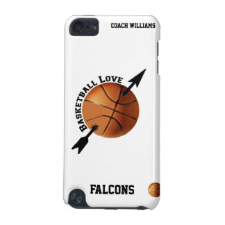 Basketball Love iPod Touch (5th Generation) Case