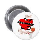 BASKETBALL! Love Me? Love My Sport Pins