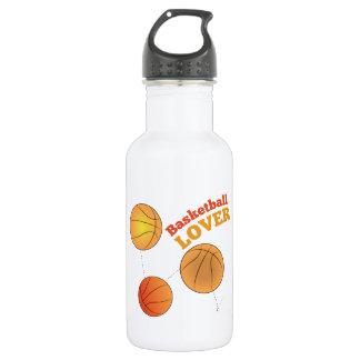 Basketball Lover 18oz Water Bottle