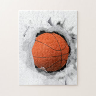 BASKETBALL lover gift idea Jigsaw Puzzle