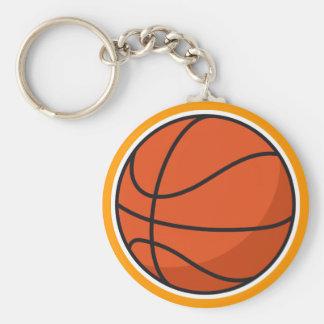 Basketball Lover Keychain Gift