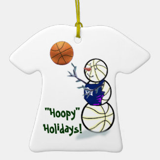 Basketball Lovers Christmas Gifts Ornament