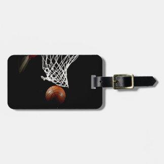 Basketball Tag For Bags
