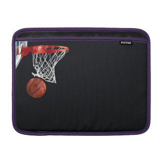 "Basketball Macbook Air 13"" Horizontal Sleeve"