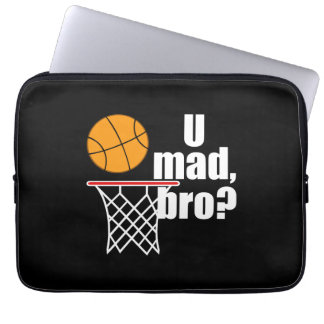 Basketball Madness Computer Sleeve