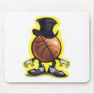 Basketball Magician Mouse Pad