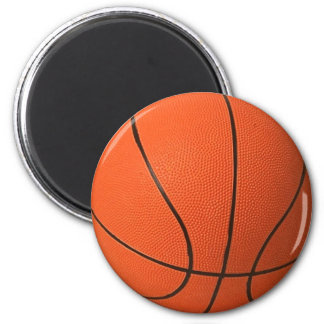 Basketball Magnet