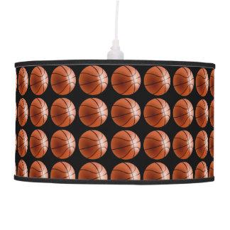 Basketball Man Cave Modern Hanging Pendant Lamps