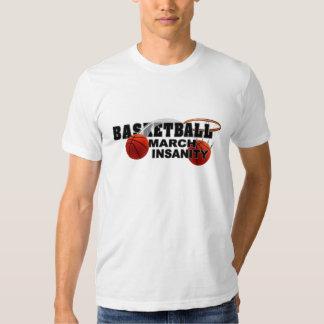 Basketball March Insanity - Customize It Shirt