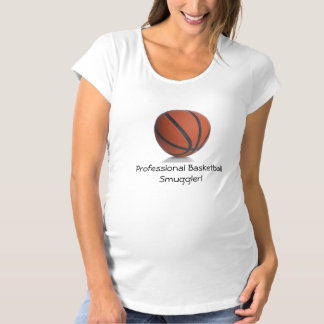 Basketball Maternity Shirt