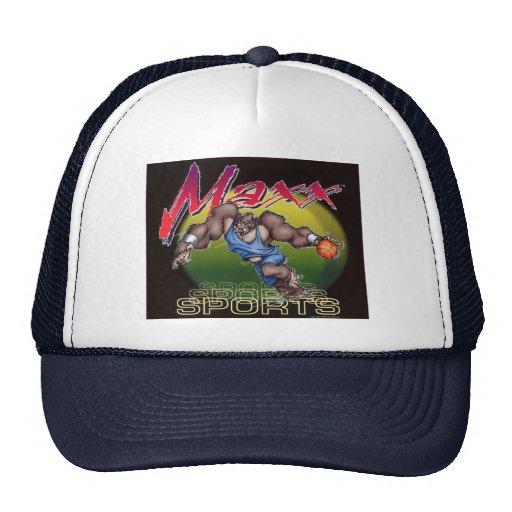 Basketball Maxx Mesh Hat