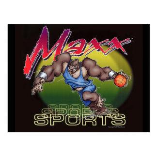 Basketball Maxx Post Cards