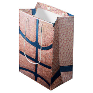 Basketball Medium Gift Bag