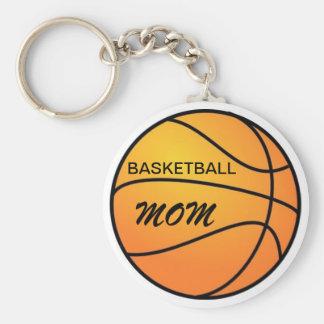 Basketball Mom Keychain