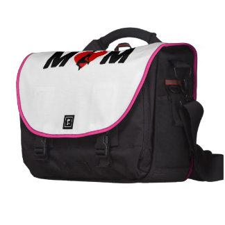 Basketball Mom Laptop Bags