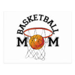 Basketball Mom Postcard